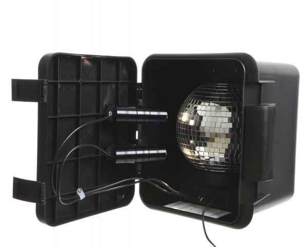 Outdoor LED Projektor Sterne warmes Weiß