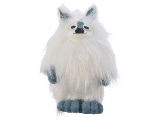 Hängedekoration Schnee-Yeti