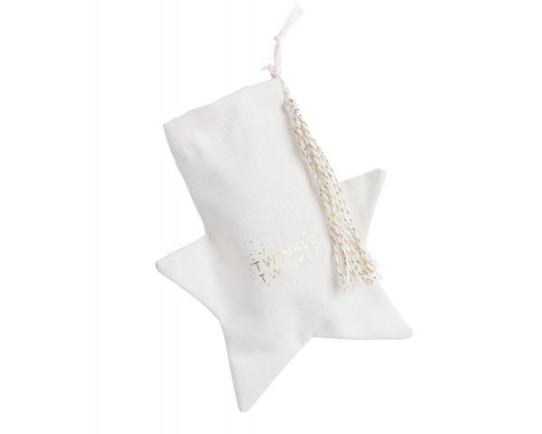 Geschenktüte Stern mit Hänger