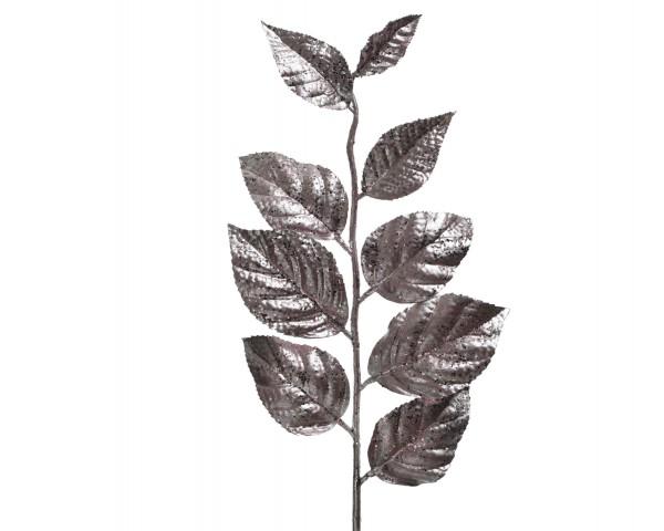 Blätterbüschel Metalllook