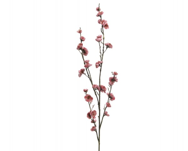 Pfirsichblütenstrauss rosa / gold
