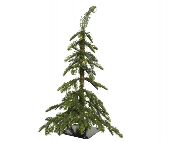 LED Alpine Minibaum Batterie