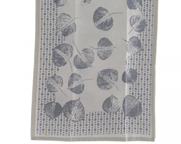 Tischläufer mit Blattdesign