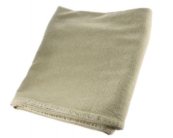Baumwolle Tischtuch stonewash